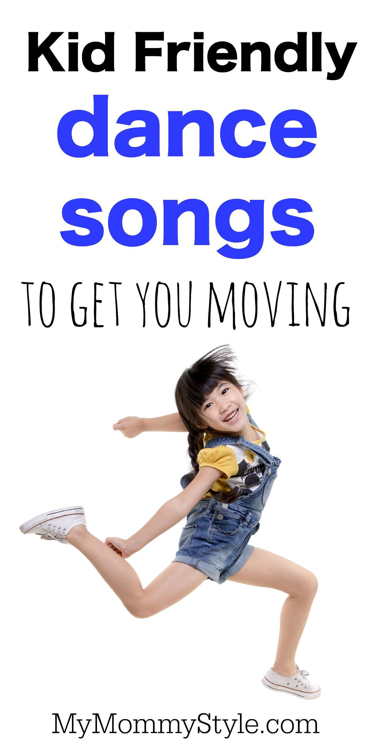 Kid Appropriate Dance Songs
