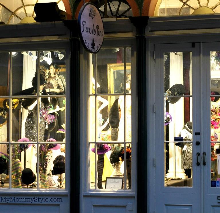 New Orleans, NOLA, shopping, FLeur de Paris, My MOmmy Style, Fashion