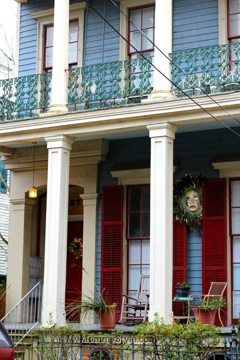 Mardi Gras, New Orleans House, NOLA, My Mommy Style