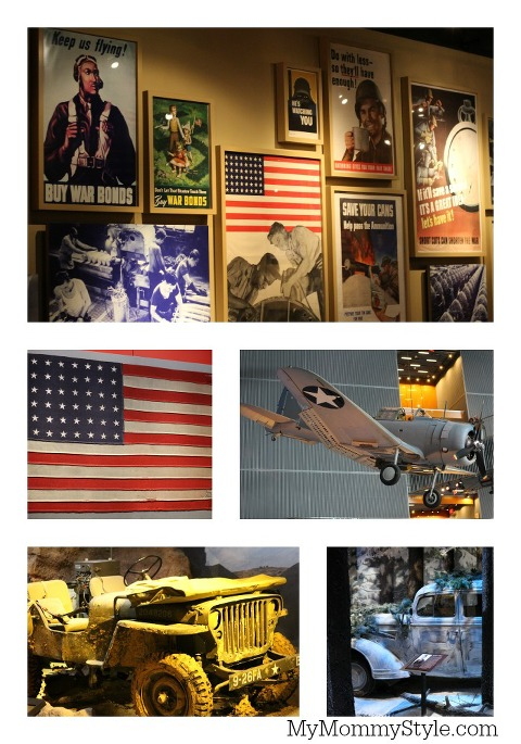 WWII Museum, New Orleans, D Day, My Mommy Style, Tom Hanks