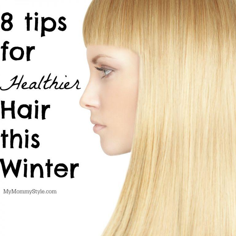 Healthier Hair this Winter