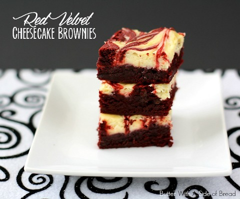 1.topRed Velvet Cheesecake Brownies.Butter With A Side of Bread 041