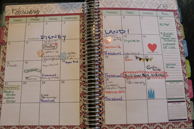 In the leafy treetops planner, Moms who know, My Mommy Style,