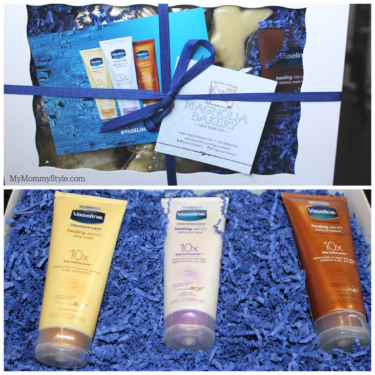 How to heal deep cracked heels with a variety of vaseline products.