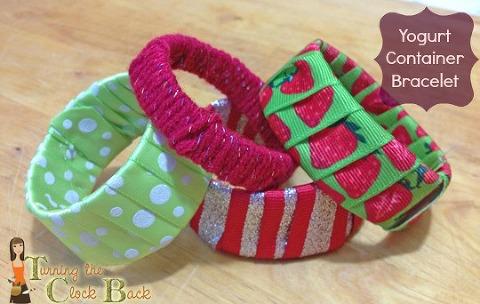recycle bracelets