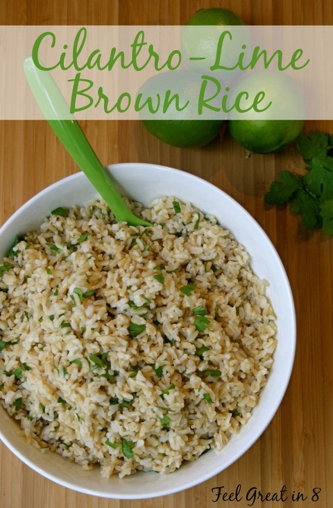 49 Mexican recipes cilantro lime rice