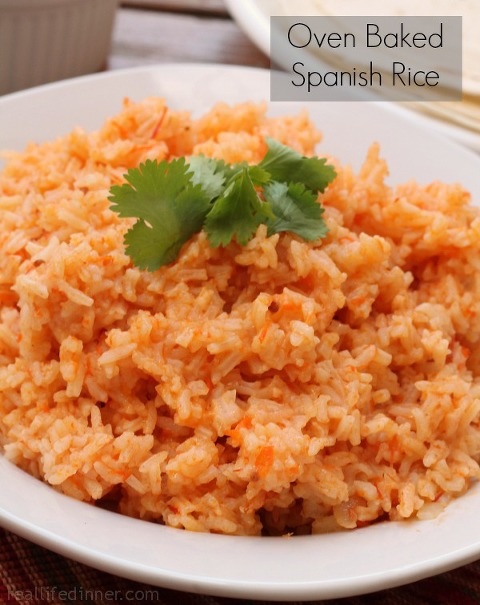49 mexican recipes Oven-Baked-Spanish-Rice