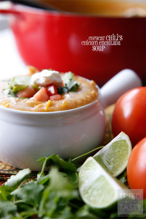 49 mexican recipes copycat-chilis-chicken-enchilada-01