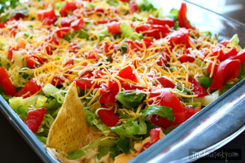 49 mexican recipes taco dip