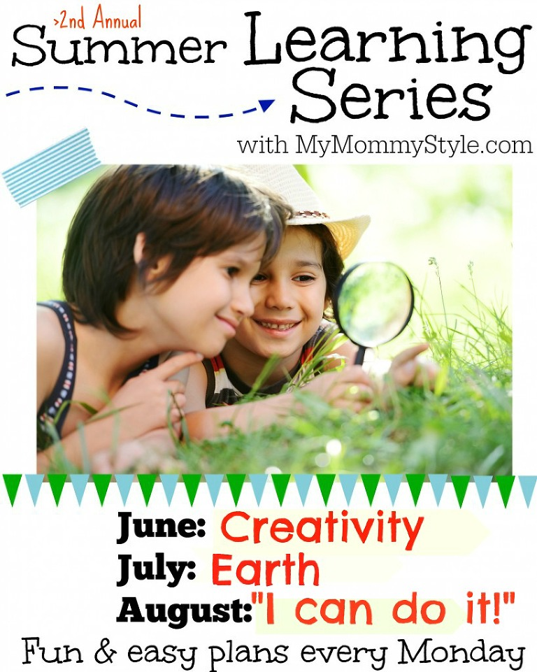 Summer Learning Series, My Mommy Style, Summer Learning, KBYU, PBS KIDS