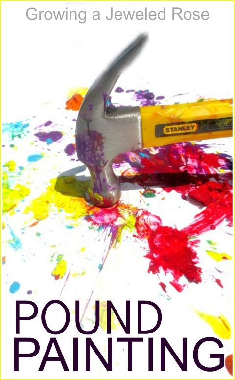 pound painting