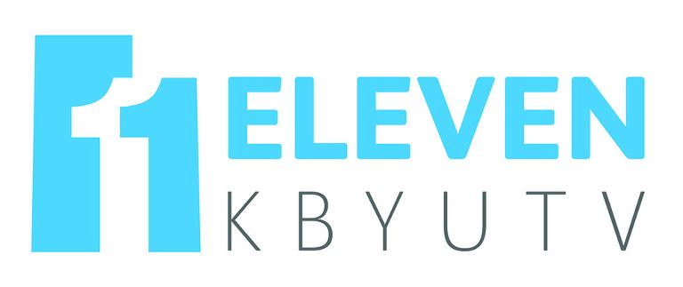 KBYU Eleven t-shirt logo