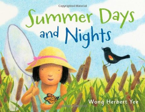 Summer books summer days and nights