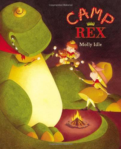 summer books camp rex