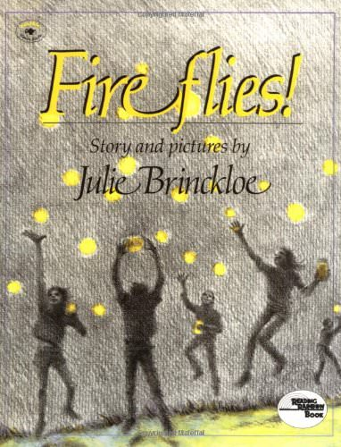 summer books fireflies