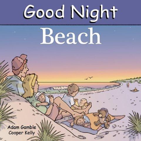 summer books good night beach