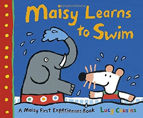 summer books maisy learns to swim