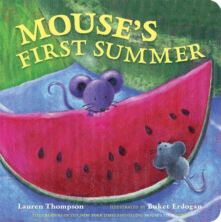 summer books mouses first summer