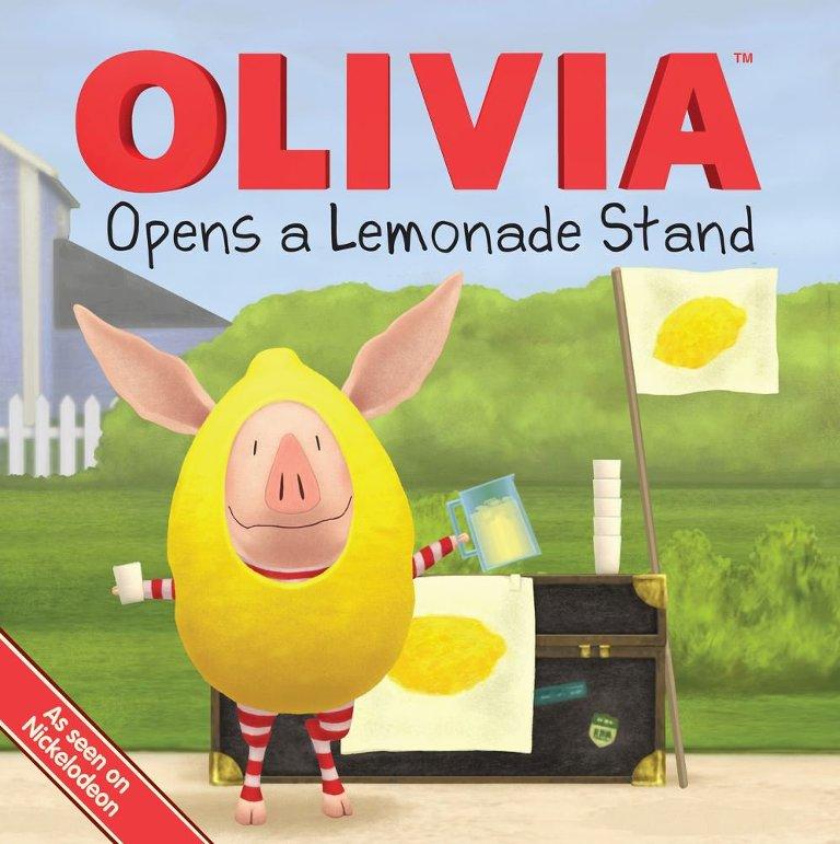 summer books olivia