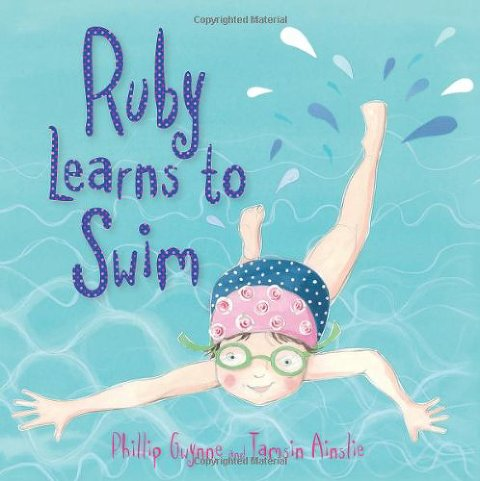 summer books ruby learns to swim