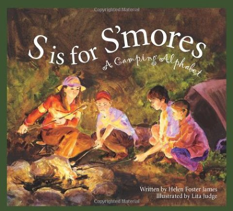 summer books s is for smores