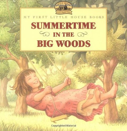 summer books summertime in the woods