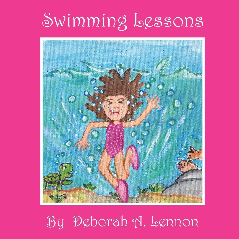 summer books swimming lessons