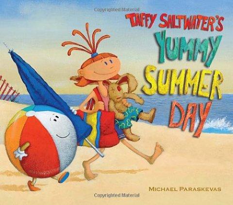 summer books taffy saltwaters