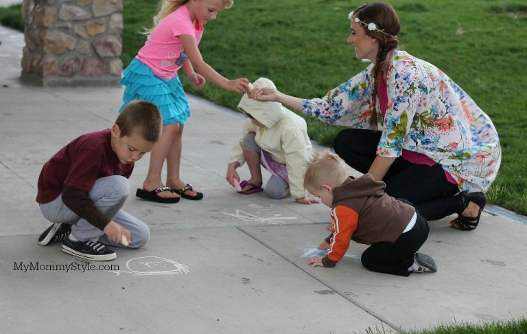 Family play, quaker, play date, strengthen Family