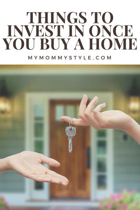 things to get once you buy a home