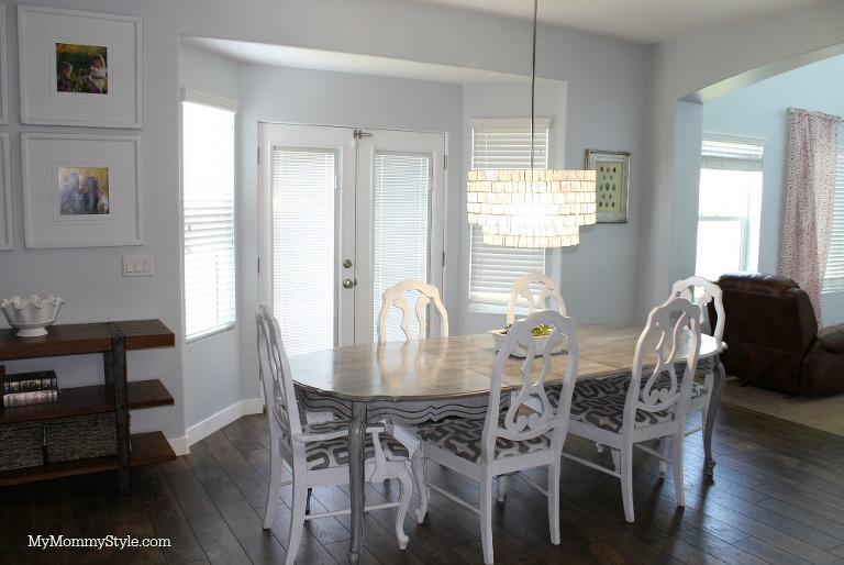 west elm, kitchen lighting, kitchen, my mommy style, chandelier, zig zag