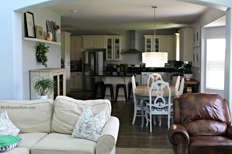 west elm, kitchen lighting, kitchen, my mommy style, chandelier, zig zag, couch
