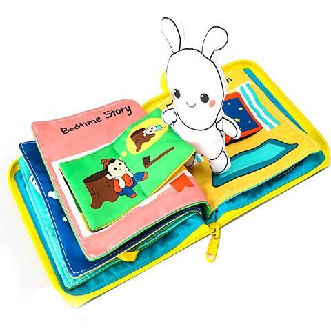 Kids Quiet Book