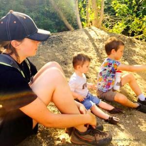 hiking, dirty,  mountain time