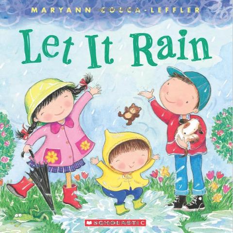Let It Rain Book