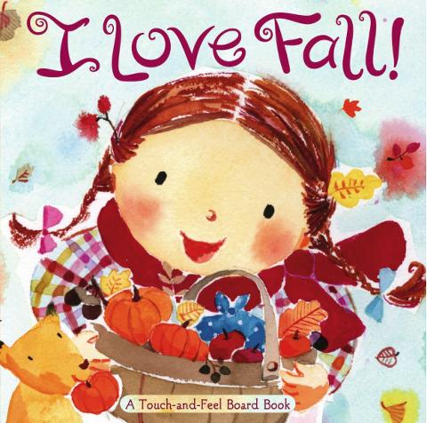 I Love Fall Book