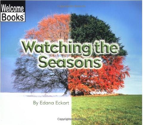 Watching the Seasons Book