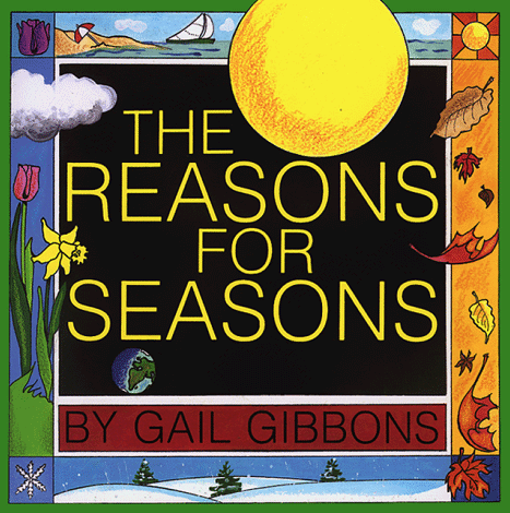The Reasons for Seasons book