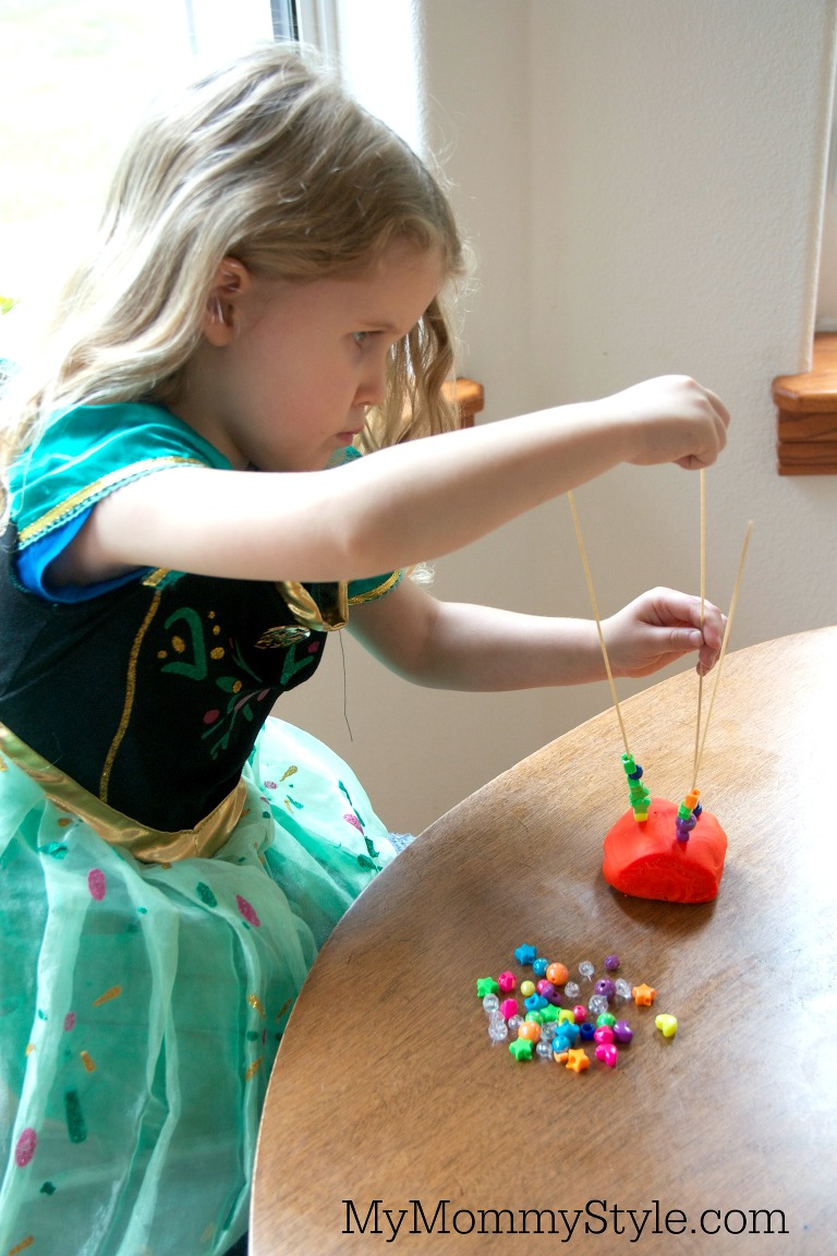 play doh tools and activities