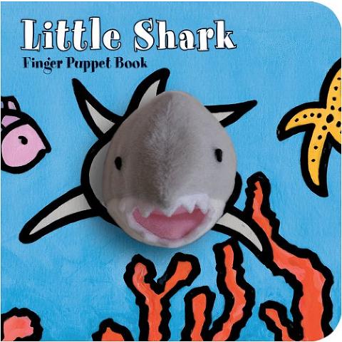 """Shark Books for Kids """"Little Shark"""""""