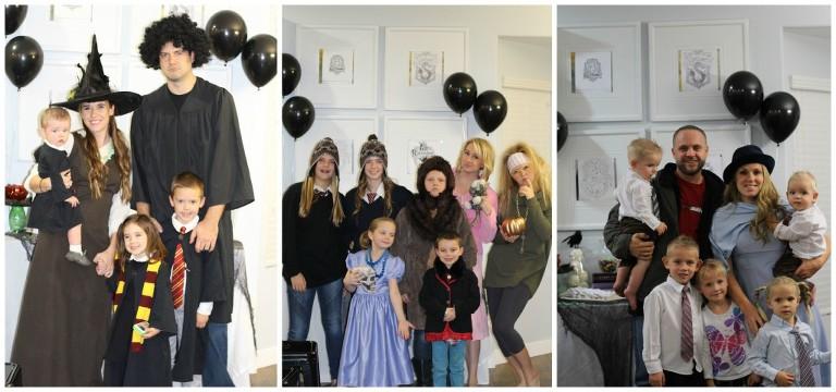 Harry Potter Family party
