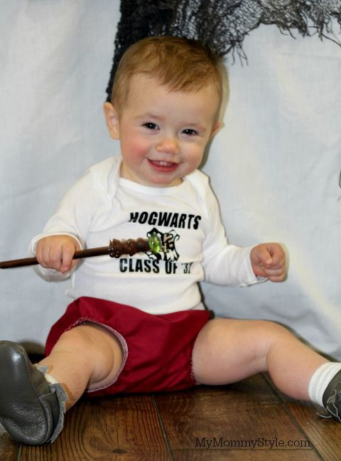 Harry Potter Party, Harry Potter, Table, Houses, MyMommyStyle, harry potter birthday for a baby, baby costume, harry potter baby costume
