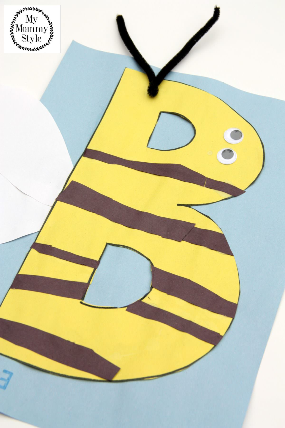 letter of the day b is for bee my mommy style