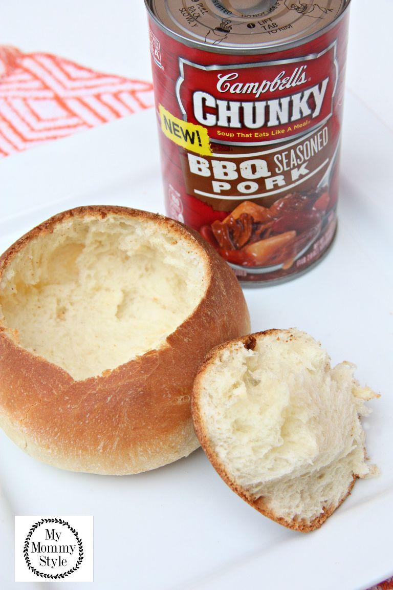 breadbowls chunky campbells