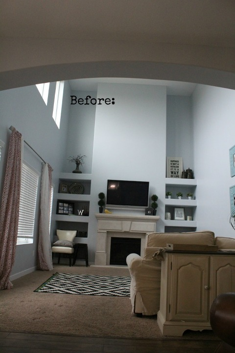 family room, interior design, lumigado, mymommystyle, before - Copy