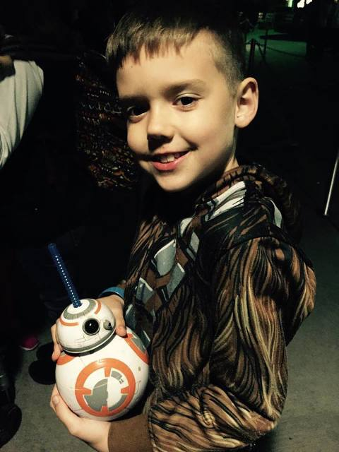 bb8 cup