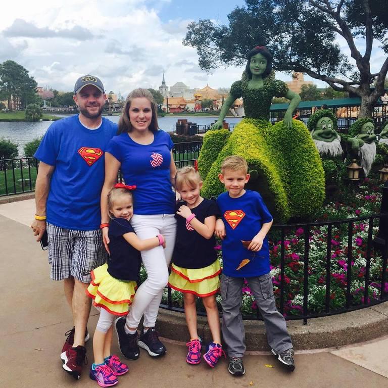 gourley family disney world