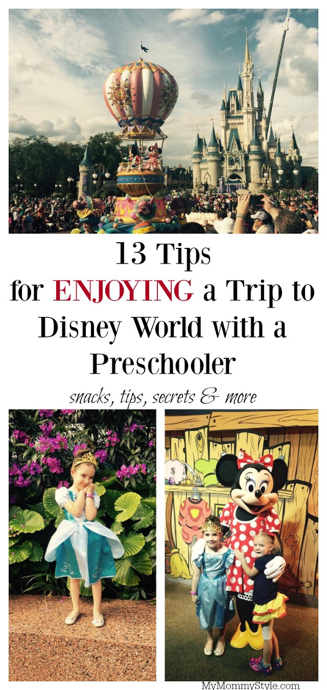travel tips, disney world, traveling with kids, mymommystyle, traveling with a preschooler