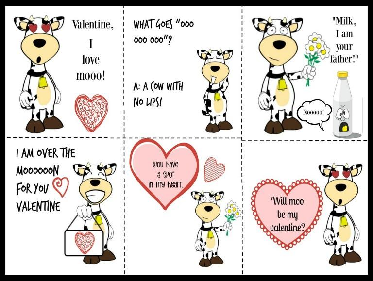 cow valentines, horizon, mymommystyle horizon orgnanic, valentines day