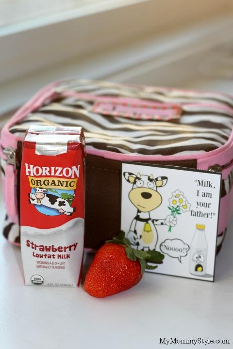 healthy snacks for kids, milk, horizon, cow jokes, jokes, printables